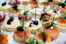 Bild Fingerfood bei einer Hochzeit by Buder